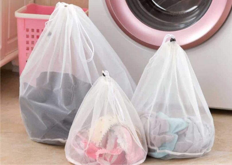underwear washing in machine