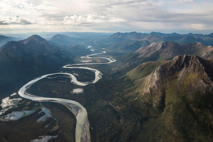 Arctic national park