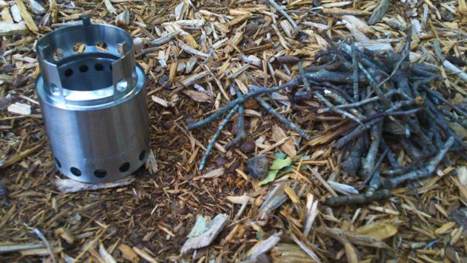 brand new solo stove
