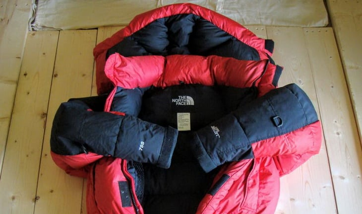North Face Himalayan Suit