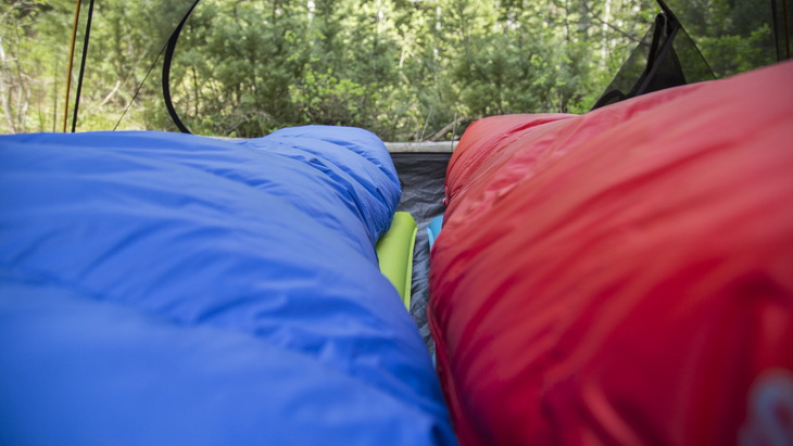 A comfortable good night's sleep - no longer a dream with TETON Sports' Altos