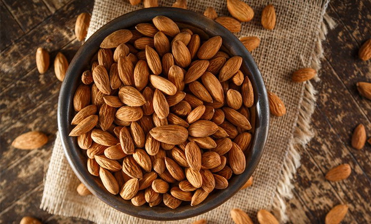 All nuts contain both healthy fats and protein, making them a valuable part of a plant-based diet