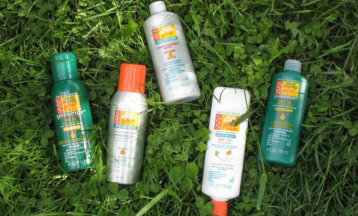 Avon Bug Guard is DEET free