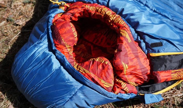 Big Agnes Haybro Sleeping Bag