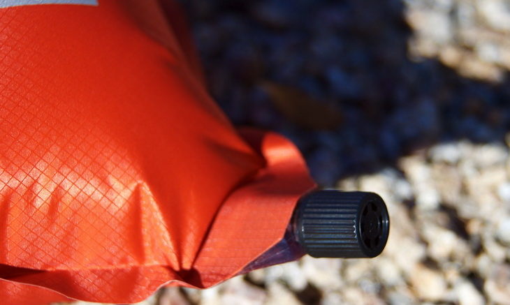 Big Agnes Q-Core SL close up