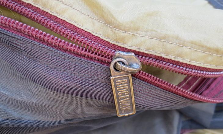 Broken Zipper Slider