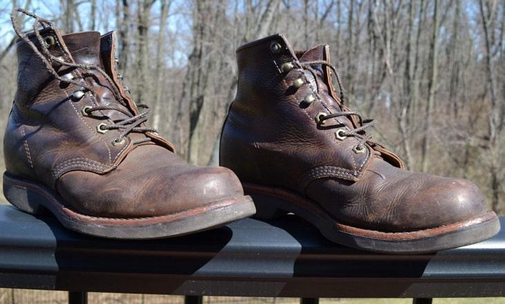"Chippewa Apache ""GQ"" boots"
