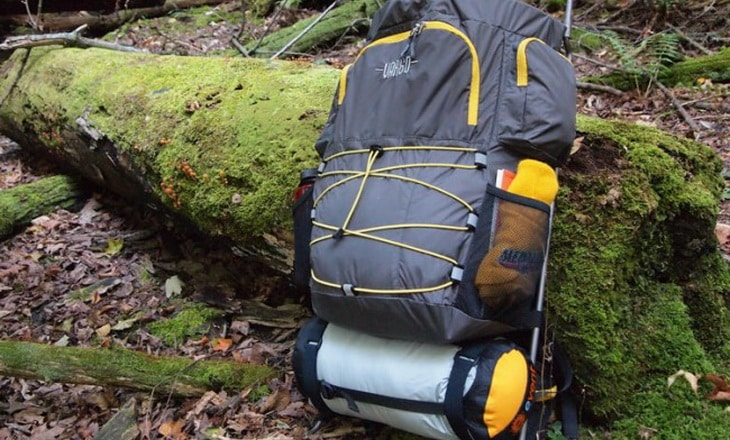 Close image of the The Vargo Ti-Arc Backpack