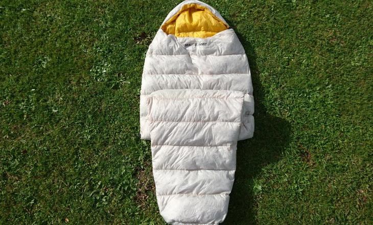 Sea to Summit Spark SP III Sleeping Bag