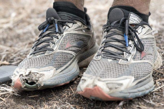 Damaged-Hiking-Shoes