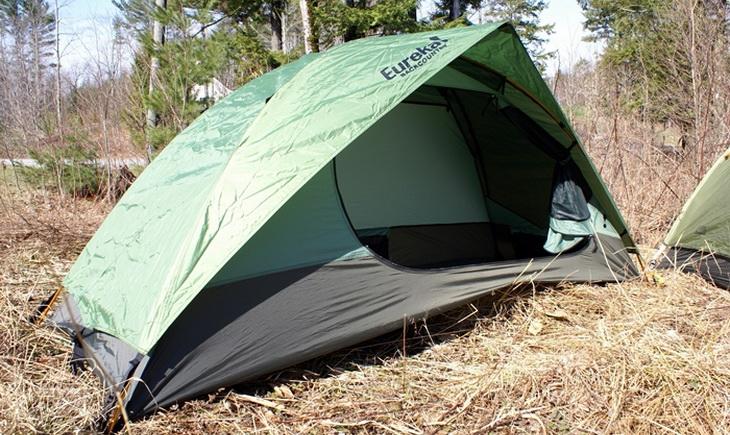 Eureka-Backcountry-Solo Tent