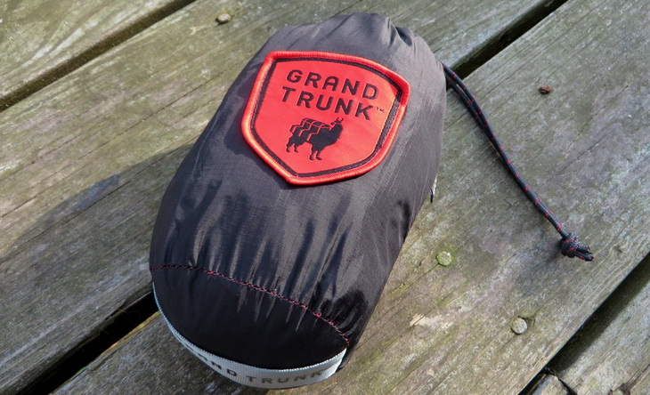 Grand Trunk Nano 7 pack on the ground