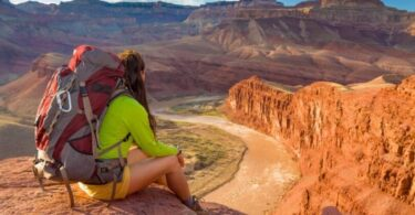 Hike Grand Canyon Arizona
