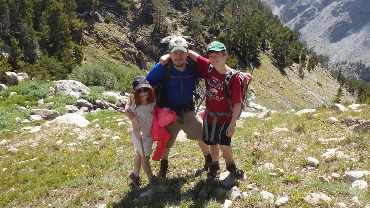 Hiking with your kids forms memories that last a lifetime
