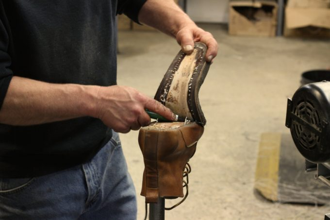 Boot Sole Repair: How to Reattach a Boot Sole