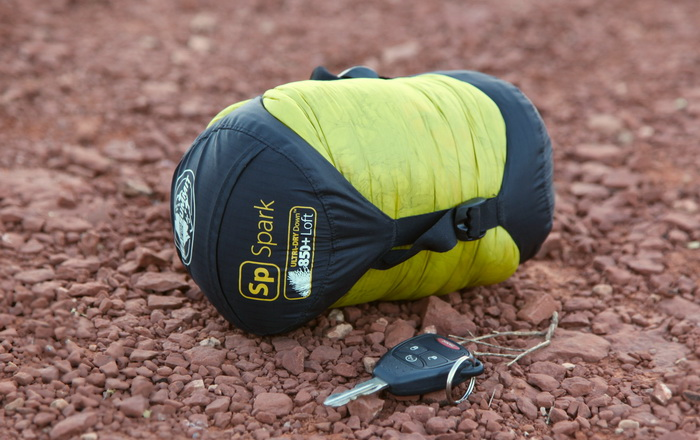 Sea to Summit Spark II Sleeping Bag  A Versatile Choice for Mountaineers 8eb0d2d75