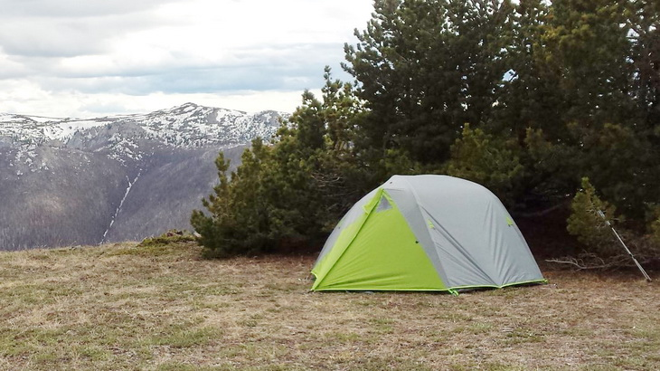 Kelty TN 2 Person Tent In the alpine in Marble Park
