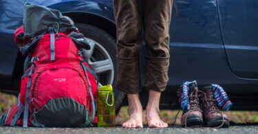 It should feel good to take them off after the hike, but don't let a bad fit keep you parking-lot bound.