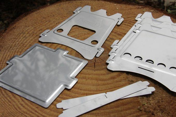 Metallic-parts-