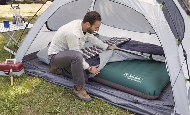 Most Comfortable C&ing Bed The Comfort of Your Home Bed in the Great Outdoors & Most Comfortable Camping Bed: Buying Guide and Reviews