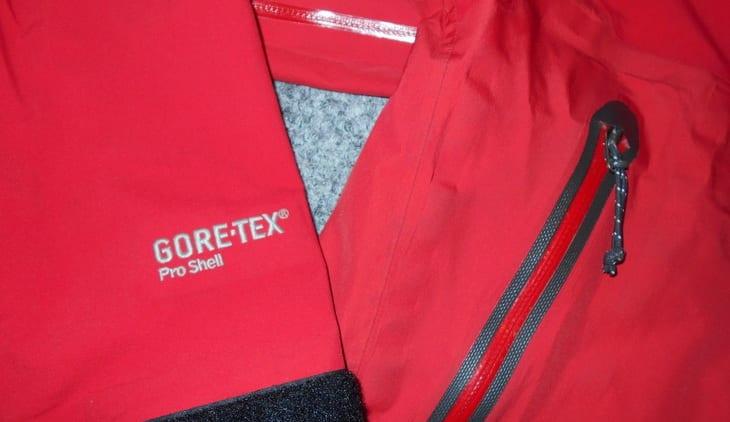 Mountain Hardwear Gore-Tex Pro Shell