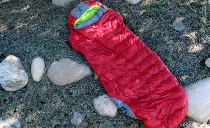 Nemo sleeping bag