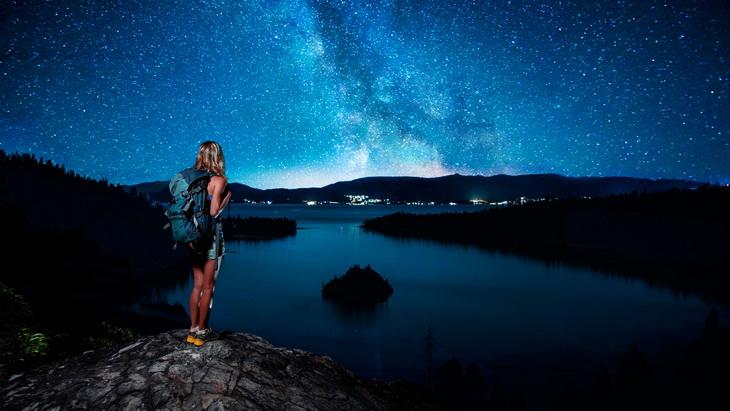 Night Hiking Adventure