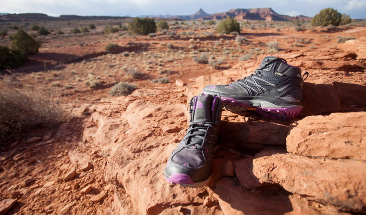 North Face Ultra Fast Pack GTX Women's Hiking Boots