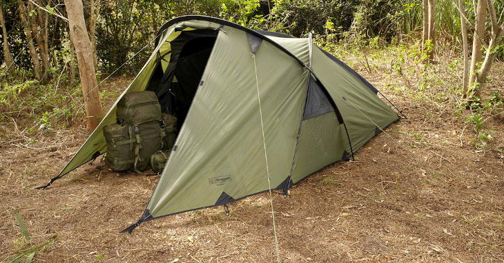 Double Layer solo Tent
