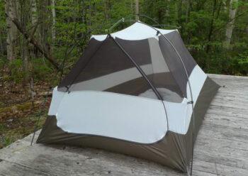 MSR Nook 2 tent