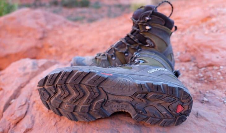 Salomon 4D II GTX Hiking Boots sole