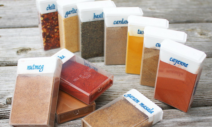 DIY Camping Spice Kit