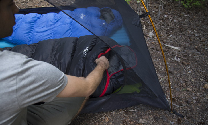 The TETON Sports Altos 0 is a workhouse bag that performs and lasts well after multiple nights
