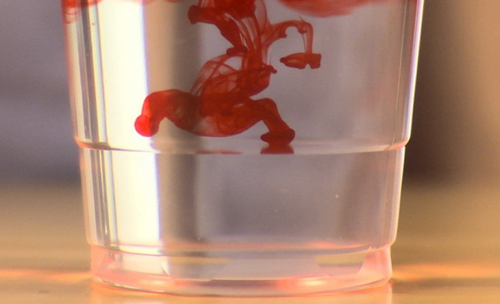 The Power of Bleach in a Glass