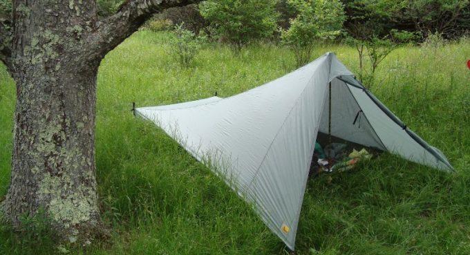 Tortilla-Tarp-Tent