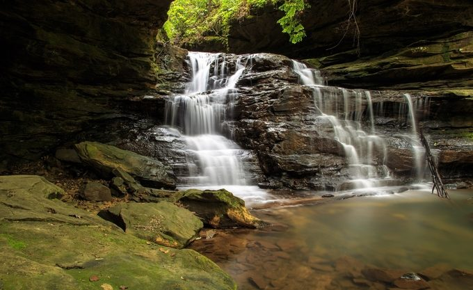Sipsey Wilderness in Alabama