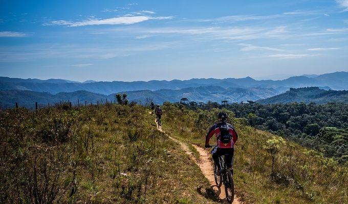 Chewacla State Park biking trail