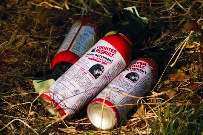 bear-sprays