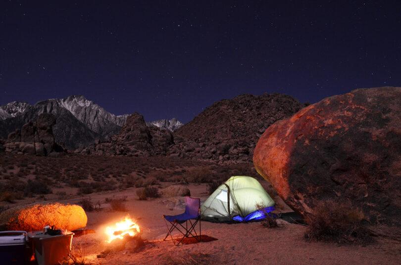 camping alabama
