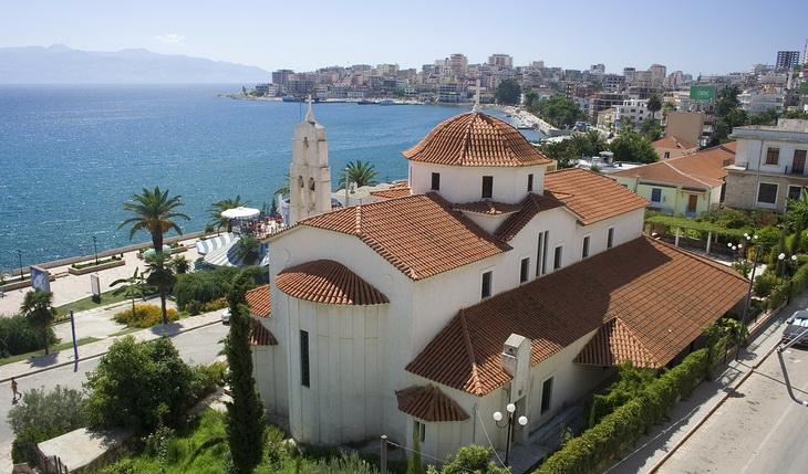 Backpacking Albania