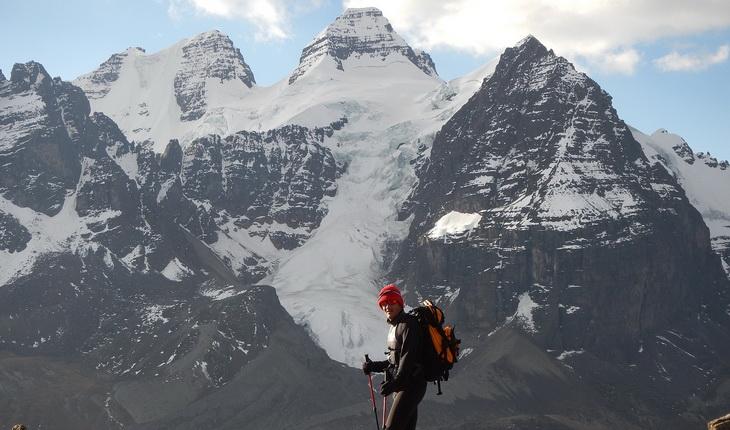 Backpacking Bolivia