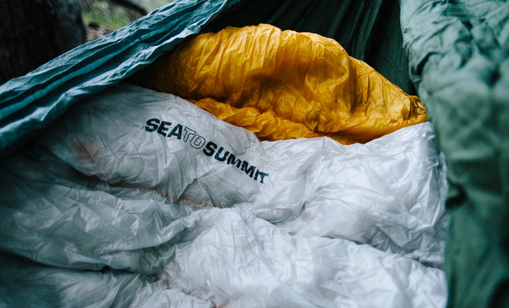 lightweight-sleeping-bag-sea-to-summit spark sleeping bag