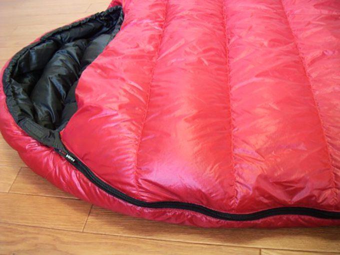 summerlite sleeping bag hood