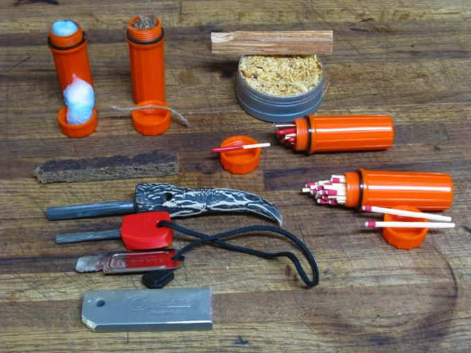 fire starting equipment