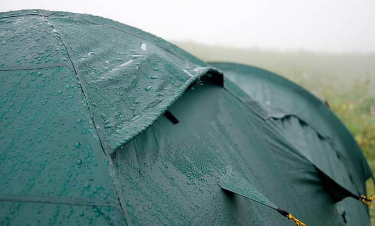While the sealant can easily be seen on the tent I don & How to Seam Seal a Tent: Seasonal Tent Maintenance