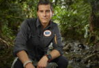 Image of Bear Grylls in the wild