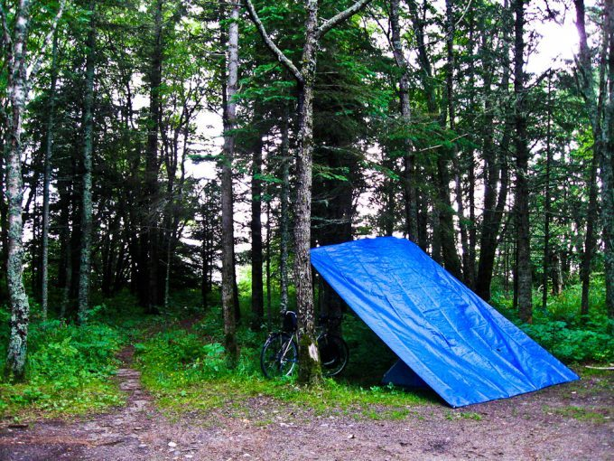 DIY Tarp Tent: Building a Shelter in the Wilderness