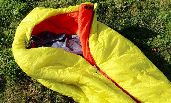 Mountain Hardwear Lamina 35 Sleeping Bag Review