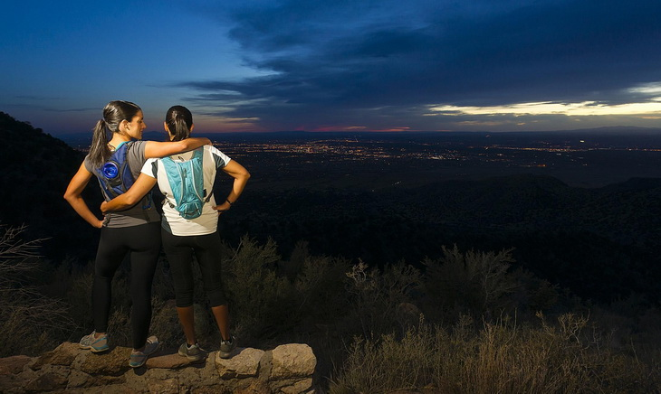 night-hiking - partners
