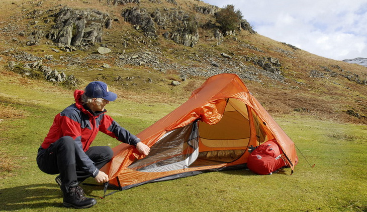 nigor-piopio-solo-tent & Bivy Sack vs Tent: How to Make the Perfect Choice for You